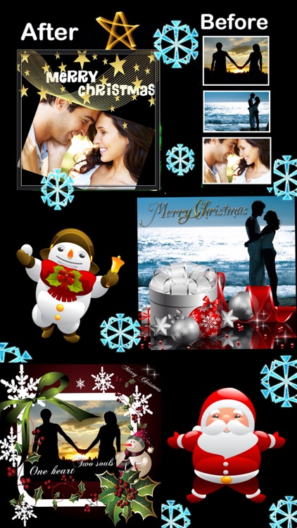 Photo Frames For Christmas screenshot-3