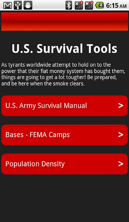 U.S. Survival Tools Pro