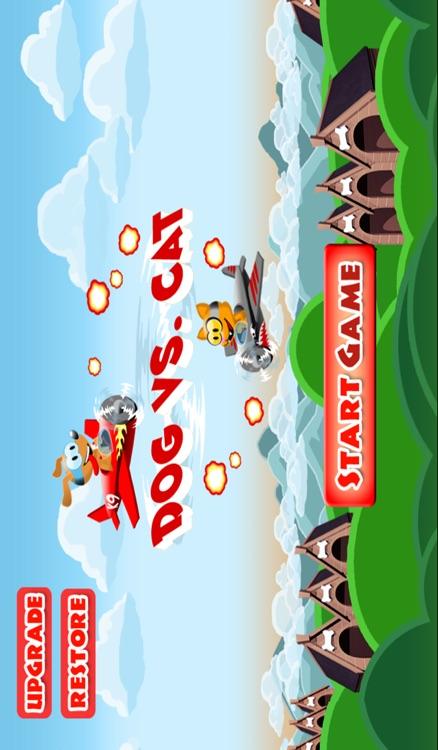 A Dog Race Vs. Ninja Temple Cats - Pro Racing Game screenshot-3