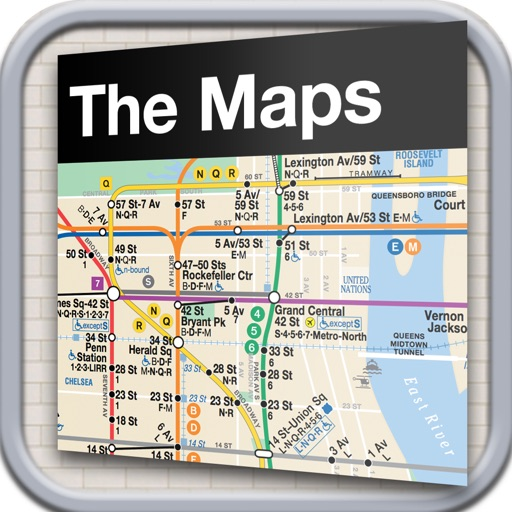 Nyc Subway Map App Iphone.New York Subway Map By Dayou By Michael Sanderson