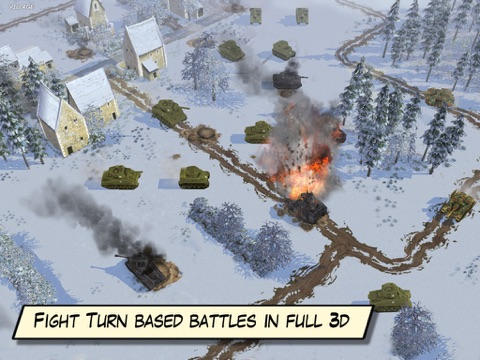 Battle Academy на iPad