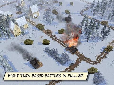 Battle Academy на iPad