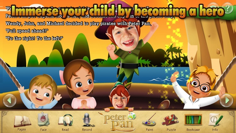 it's me! Peter Pan screenshot-3