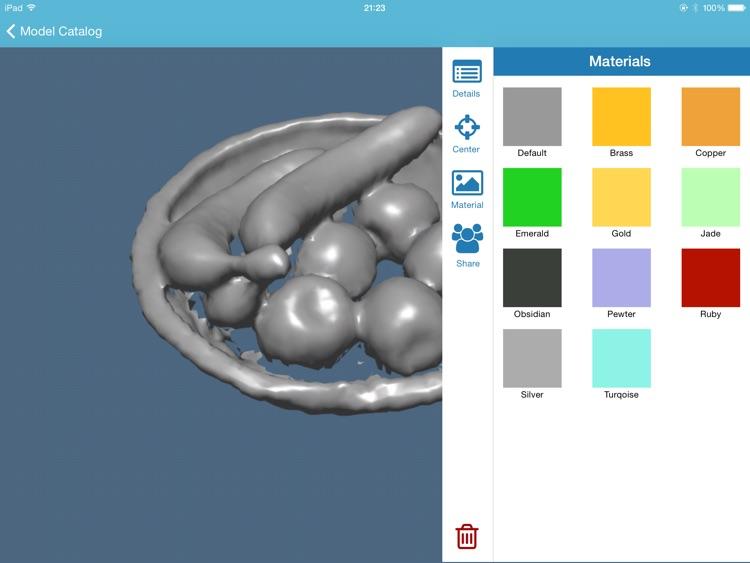 Model Cluster screenshot-4