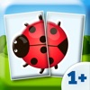 Animal Games - Baby Puzzle Game (2 Pieces) 1+ - iPhoneアプリ