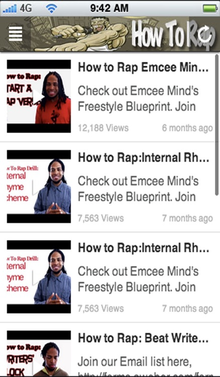 How To Rap>