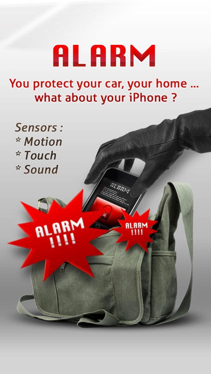 Anti Theft Alarm LITE : Best Phone Security