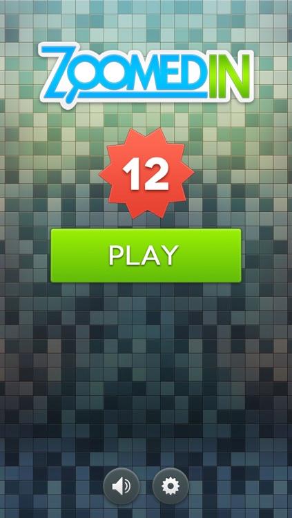 Zoomed In - Photo Game screenshot-4