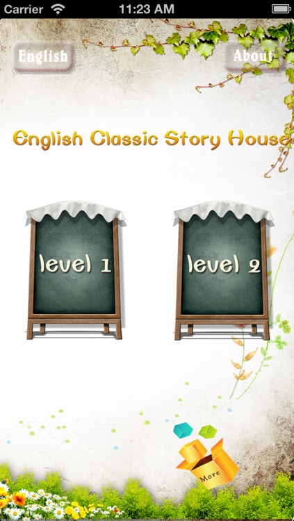 English Classic Stories-Grading listening and Reading