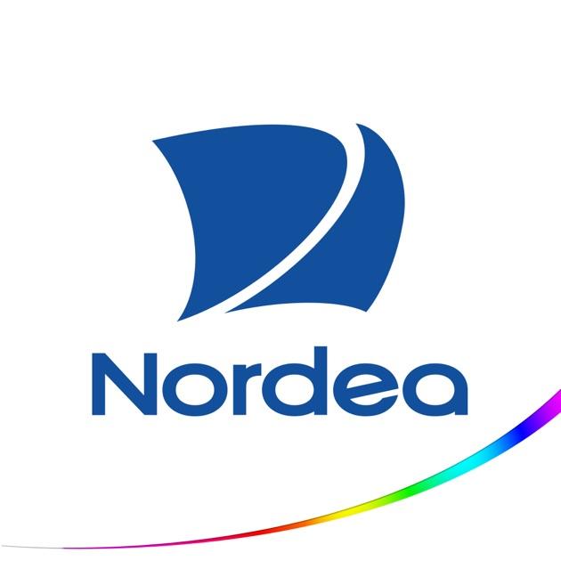 nordea företagskonto app