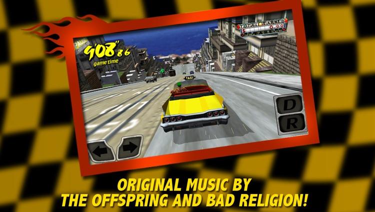 Crazy Taxi  瘋狂出租車 screenshot-4