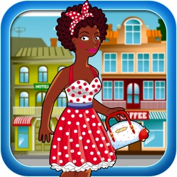 Style and Design the Superstar Cartoon Family Game