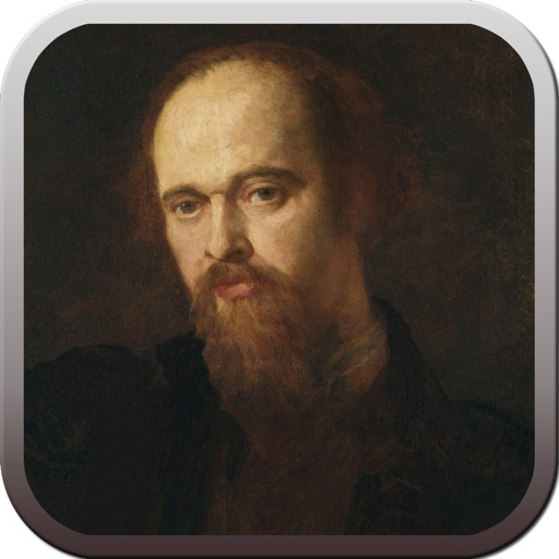 Dante Gabriel Rossetti icon