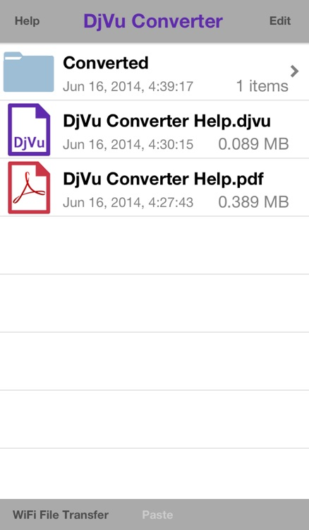 DjVu Converter - Convert DjVu to PDF, Text, JPG, PNG