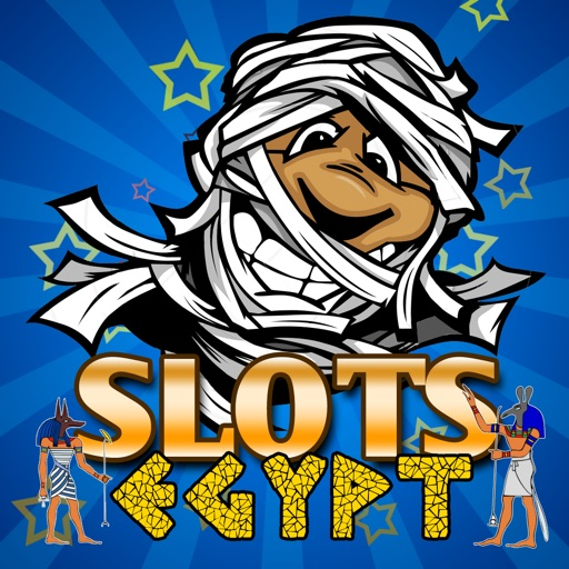 Slots - Ancient Egypt Free Jackpot icon