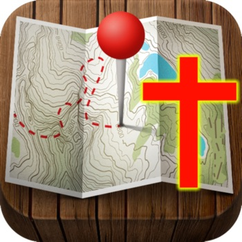408 Modern Bible Maps and Descriptions for Bible Study