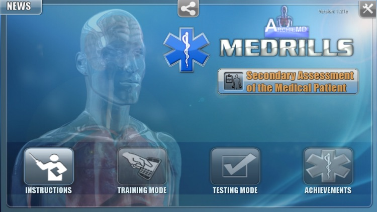 Medrills: Secondary Assessment Medical