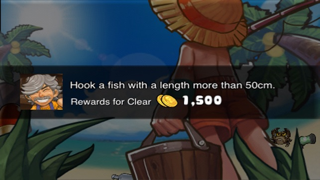 Funny Fish - Fishing Fantasy Screenshot