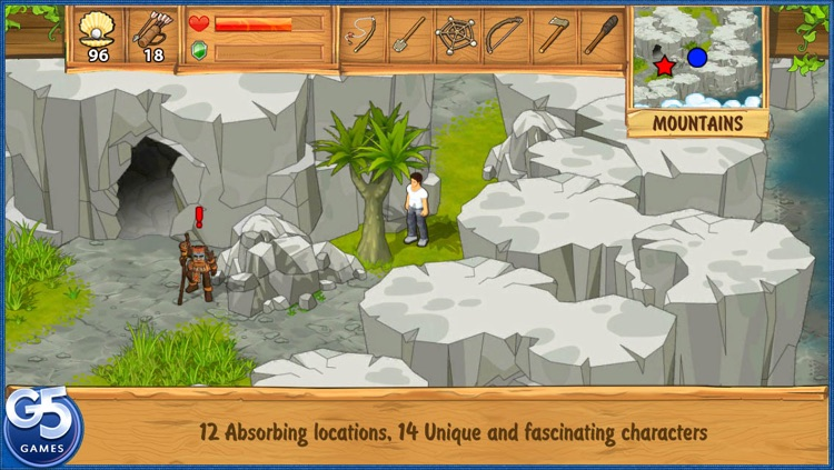 The Island - Castaway® screenshot-3