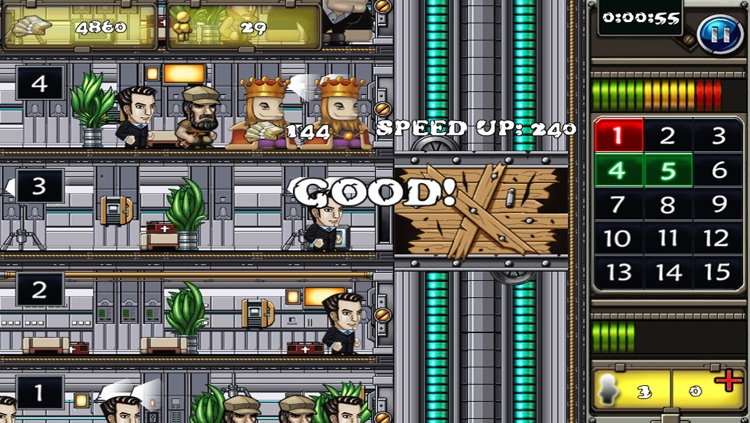 Elevator Run screenshot-3