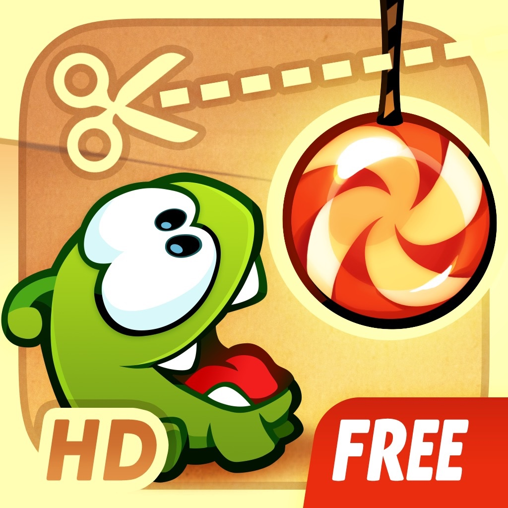Cut the Rope Original HD Free