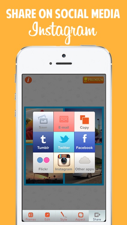 Photo Collage Maker Pro - Picture Grid, Filters, Editor, Resizer, Borders, & Stitch screenshot-4