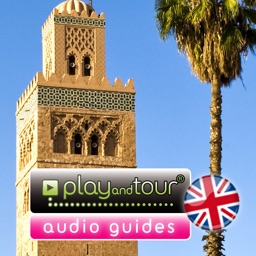 Marrakech touristic audio guide (english audio)