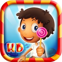 Candy World Free - The Sweet Factory - Lite Version