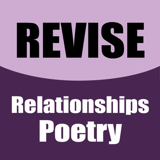 Revise Relationships Poetry