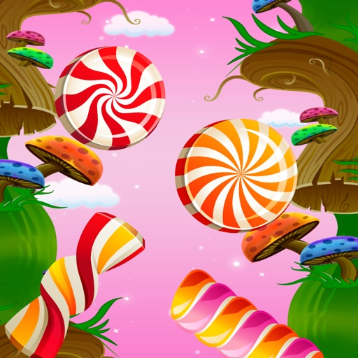 Fantasy Mushroom Cute Candy Mania - Hot Free Game for Young Kid-s