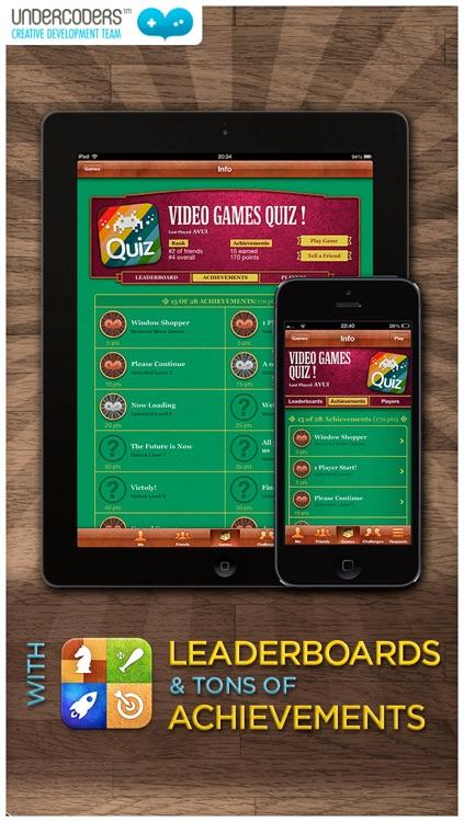 Video Games Quiz ! screenshot-4