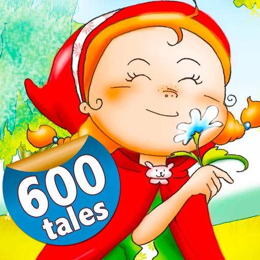600 Fairy Tales - The World's Biggest Book of Fairy Tales icon