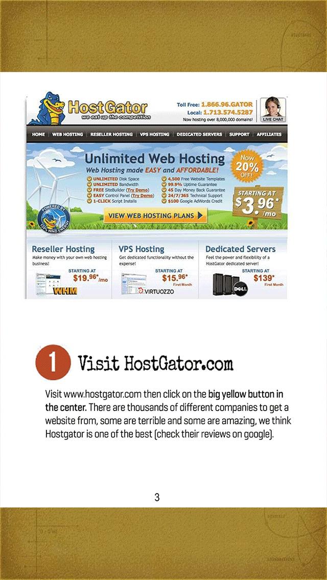 Create A Website In 7min screenshot1