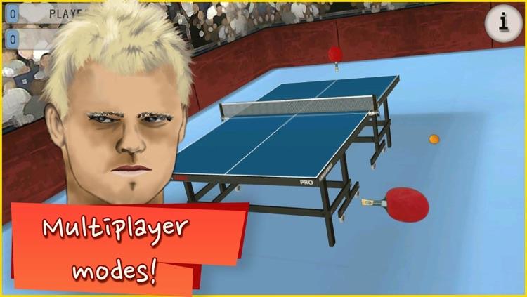 Table Tennis League screenshot-4