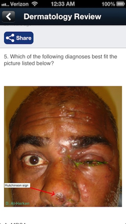 Dermatology Flashcards