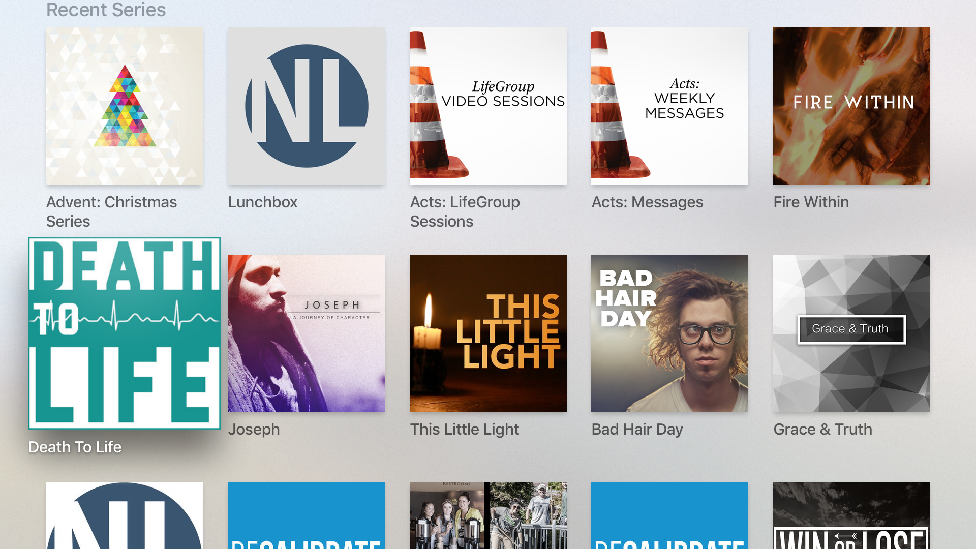 NLCHURCH screenshot 10