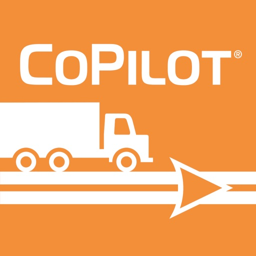 CoPilot Truck USA & Canada - GPS Navigation & Truck Routing with Offline Maps
