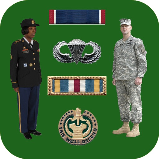 Army Uniforms and Insignia (AR/DA PAM 670-1)
