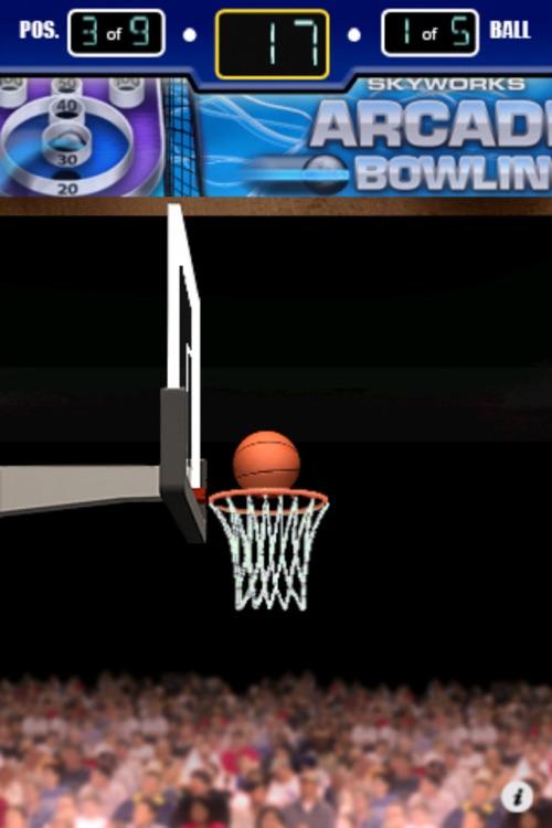 3 Point Hoops® Basketball screenshot-3