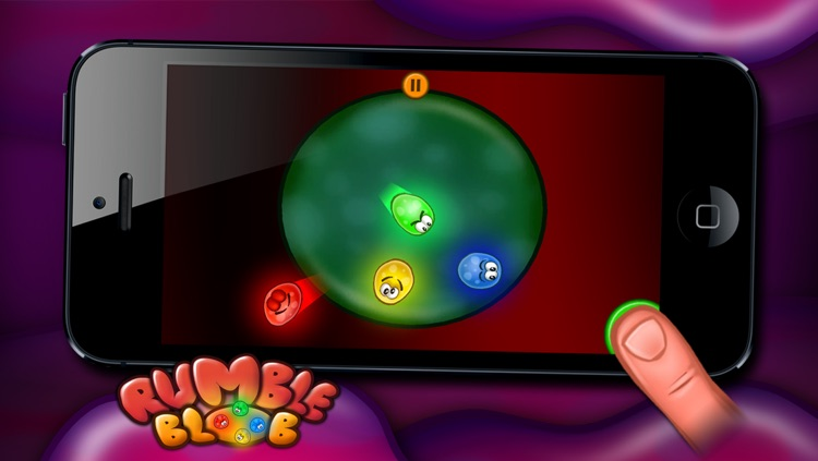Rumble Blob screenshot-4