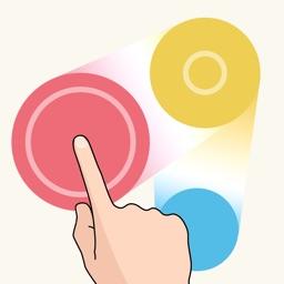 Color Clicker - Don't Tap The White Board