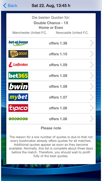 The Bet Hero Sportsbetting screenshot-3