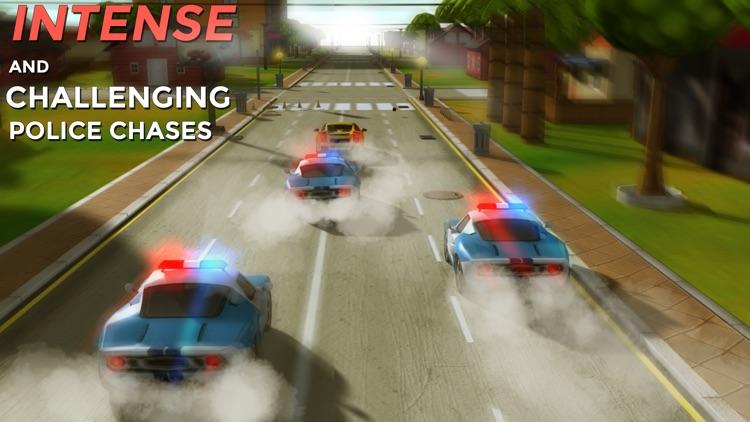 Hotfoot - City Racer screenshot-4