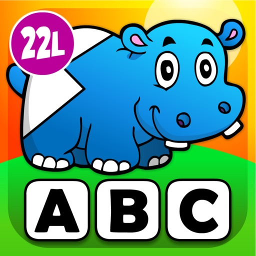 Abby Monkey® Preschool Shape Puzzles Lunchbox: Kids Favorite First Words Learning Tozzle Game for Baby and Toddler Explorers icon