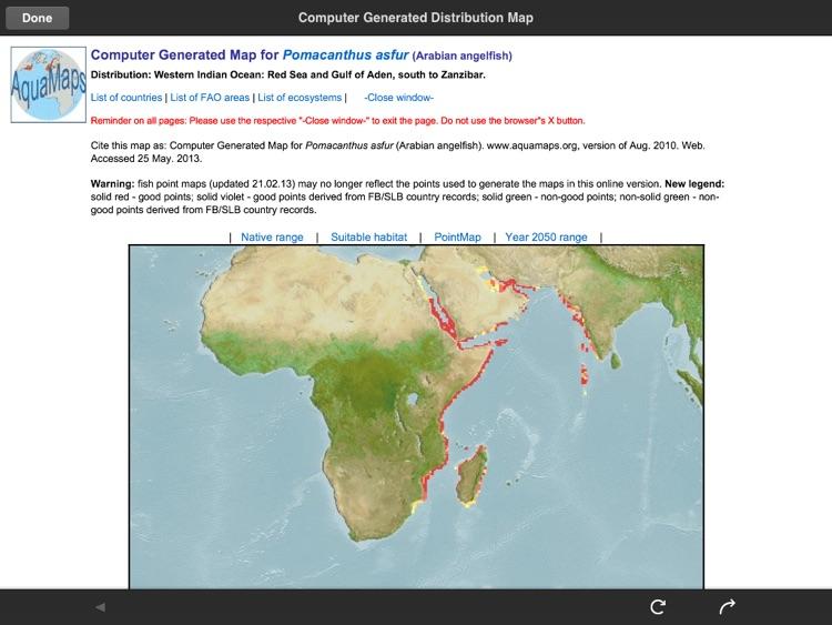 Helmut Debelius: Indian Ocean & Red Sea Fish Guide screenshot-3