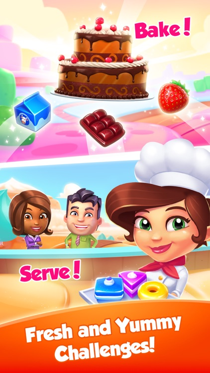 Pastry Paradise screenshot-1