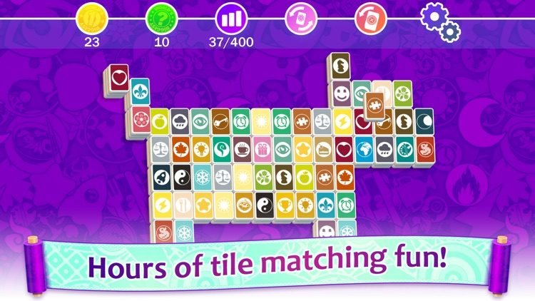 Mahjong : World's Biggest Mahjongg Solitaire