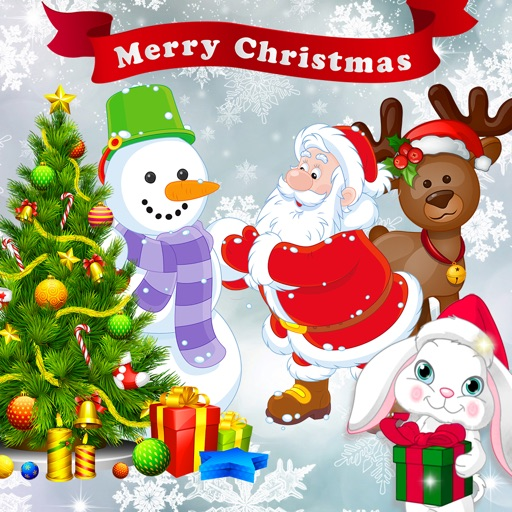Christmas Sticker Keyboard Pro
