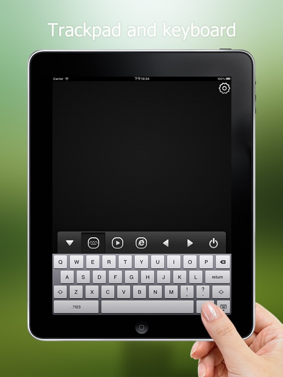 WiFi Mouse HD(Wireless Mouse/Trackpad/Keyboard) screenshot-4