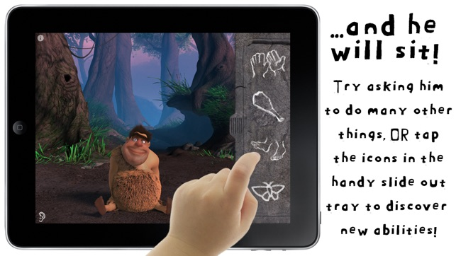 Caveman App Store : Club caveman on the app store